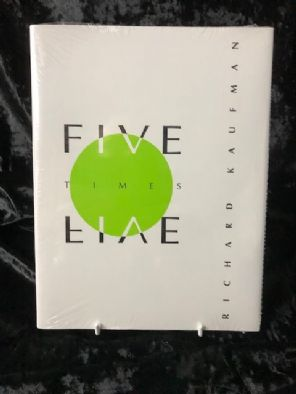 Five Times Five Japan Edition by Richard Kaufman